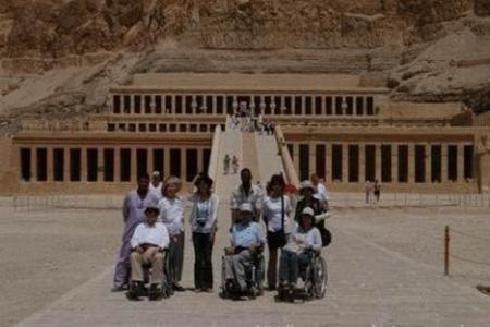 Egypt- Handicapped- holiday-package