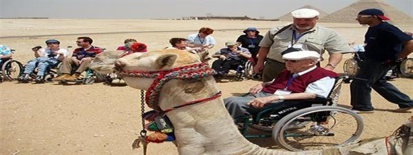 Egypt-Wheelchair Accessible-Travel