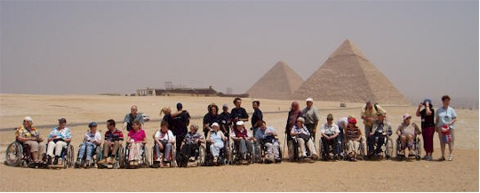 Egypt-Wheelchair Accessible-tour
